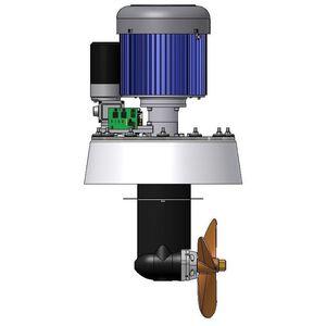 Saildrive-Motor
