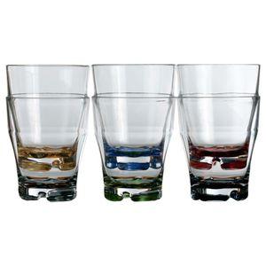 Polycarbonat-Glas
