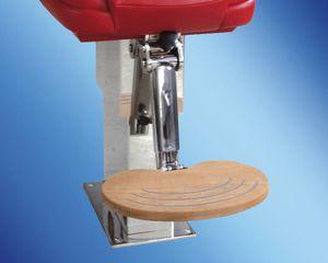 Sitzsockel für Boot