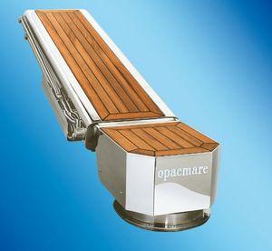 Gangway für Yachten / für Boot / schwenkbar / hydraulisch