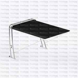 Überrollbügel für Boote / integrierten Bimini-Tops / kundenspezifisch