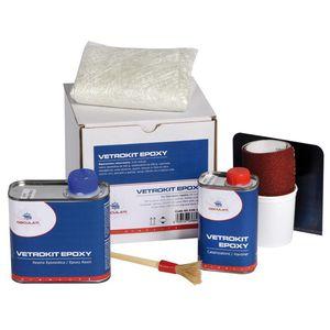 Reparaturset auf Epoxidharz-Basis