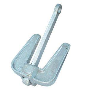 Admiralitätsanker / für Boote / verzinkter Stahl