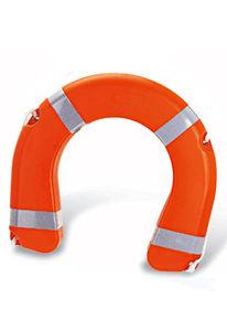 Hufeisen-Rettungsring / für Boot