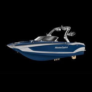 Deck-Boat / Innenborder / Doppelkonsole / Bowrider / Open