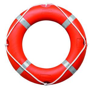 Rettungsring für Boot