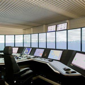 Sicherheits und Alarmsystem / für Schiffe