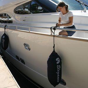 Fenderüberzug für Boot