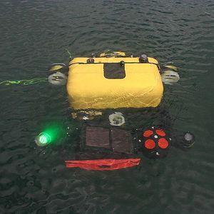 Unterwasser-ROV / für Rumpfinspektion