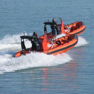Such- und Rettungsboot