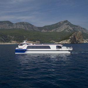Passagierboot Berufsboot / Katamaran