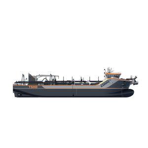 Laderaum-Schleppkopfsaugbagger Spezialschiff