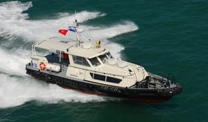 Crew Boat / in-board Hydrojet / Aluminium
