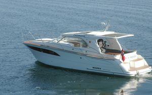 Cabin-Cruiser / Innenborder / Hard-top / Lobster / 2 Kabinen