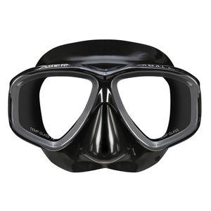 Tauchmaske / geteilte Gläser