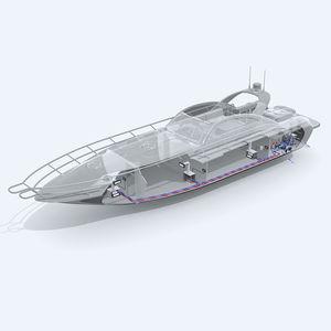 Kombi Klima-Heizgerät / für Boot