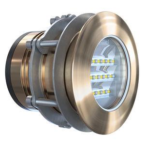 Unterwasserbeleuchtung für Boote / für Yachten / LED / bündig