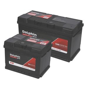 12V-Bootsbatterie