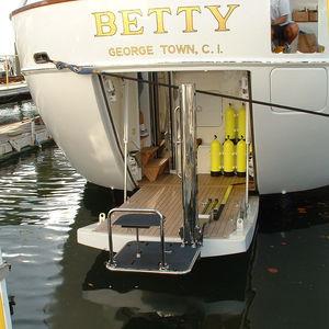 Boot-Aufzug