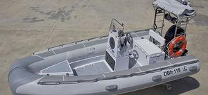 Hafenboot Berufsboot / Patrouillenboot / Arbeitsboot / Passagierboot
