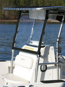 Windschutzscheibe für Boote