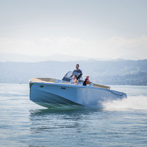 Beiboot für Yacht Konsolenboot