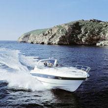 Gelcoat für Freizeitboote
