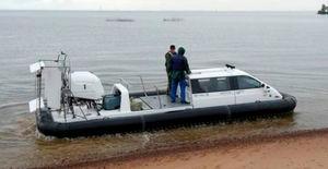 Hovercraft für gewerbliche Nutzung