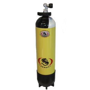 Sauerstoff-Tauchflasche