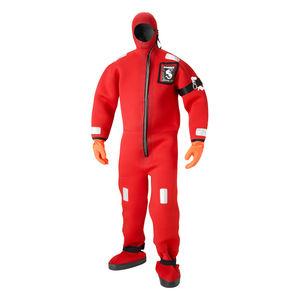 Anzug für Rettungsmanöver / Überleben / Schwimmkombi / Ganzkörper