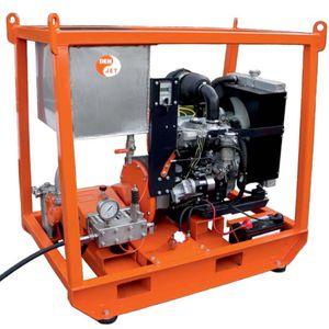 Hochdruckreiniger für Werft