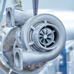 4-Takt-Turbolader