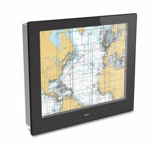 Display für Schiffe / für Yachten / Steuerung / Touchscreen