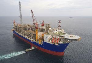 Offshore Service Schiff / FPSO