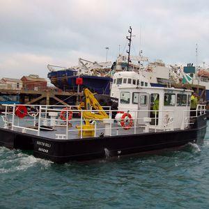 Umweltschutzboot