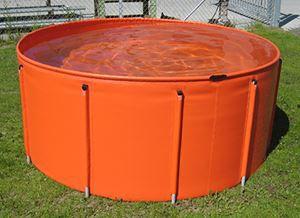 Abwasserbehälter