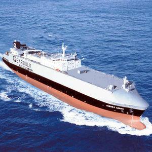 Bitumen-Tanker-Frachtschiff