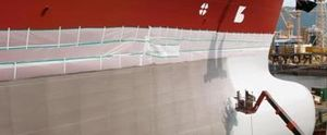 Haftgrundierung für Handelsschiffe / für Berufsboot / Mehrzweck