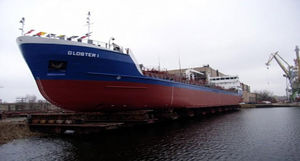 Frachtkahn-Frachtschiff