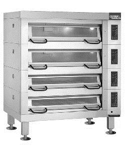 elektrischer Ofen / für Schiffe / für Bäckerei