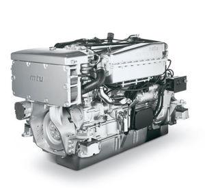 Innenbordmotor / für Antrieb / Diesel / Freizeitschifffahrt