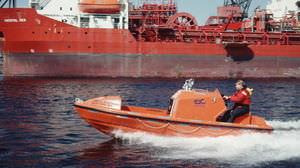 MOB-Boot / für Schiffe
