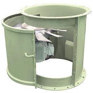 Ventilator für Schiffe / Maschinenraum / axial