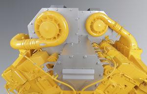 Starre Isolierung / für Motoren
