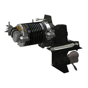 Antriebssystem für Boot / für Berufsboot / für Frachtkähne / elektrisch