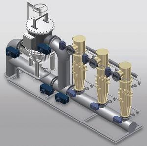 Ballastwasser-Behandlungssystem