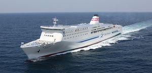 RoPax-Passagierfähre / Hochgeschwindigkeit / hybrid