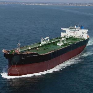 Öltanker-Frachtschiff