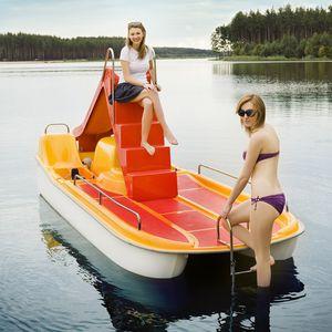 6-Personen-Tretboot