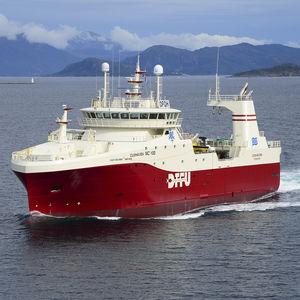 Trawler-Fischereischiff